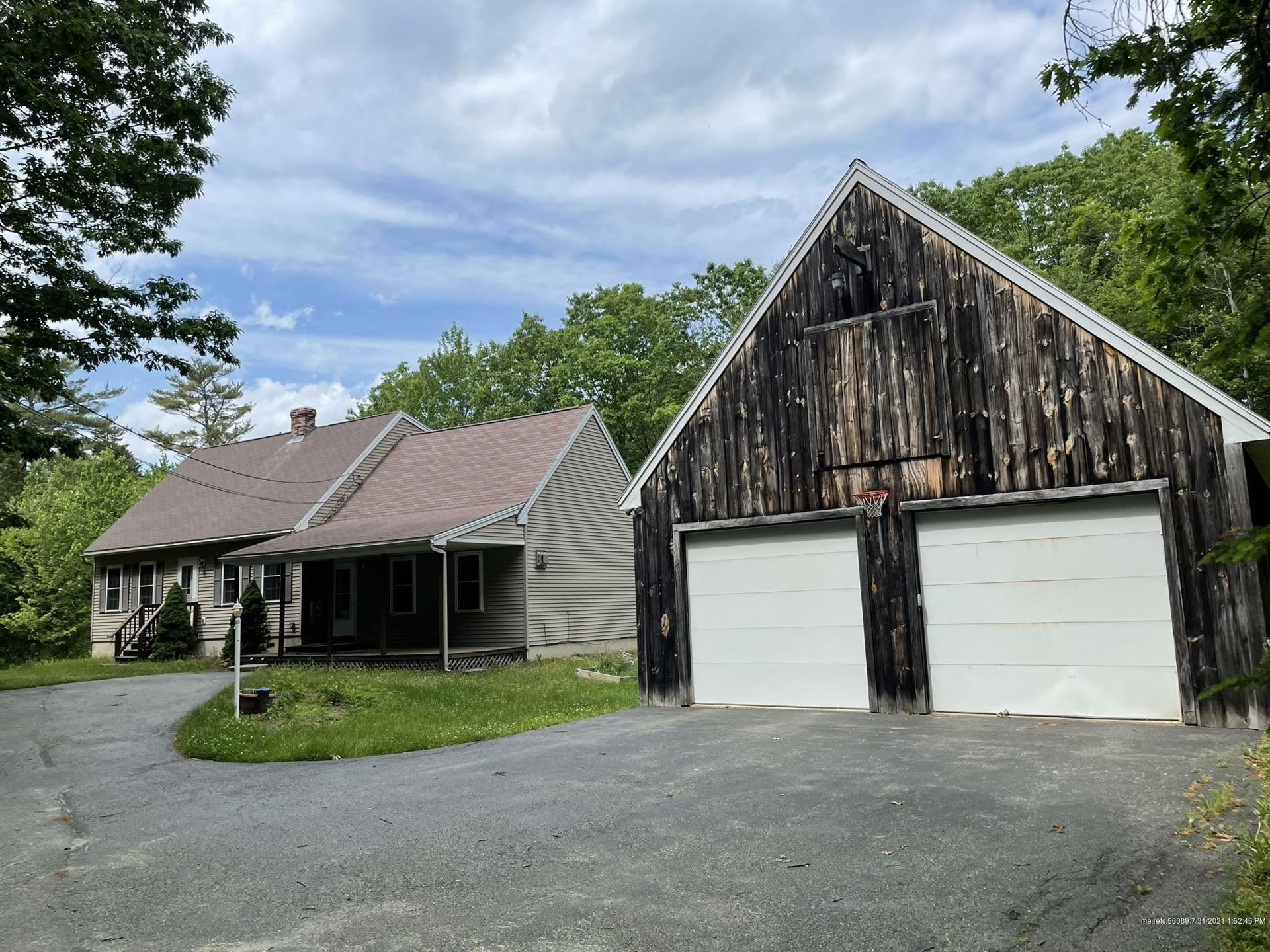 Photo of 75 Farmview Lane, Freeport, ME 04032 (MLS # 1495893)
