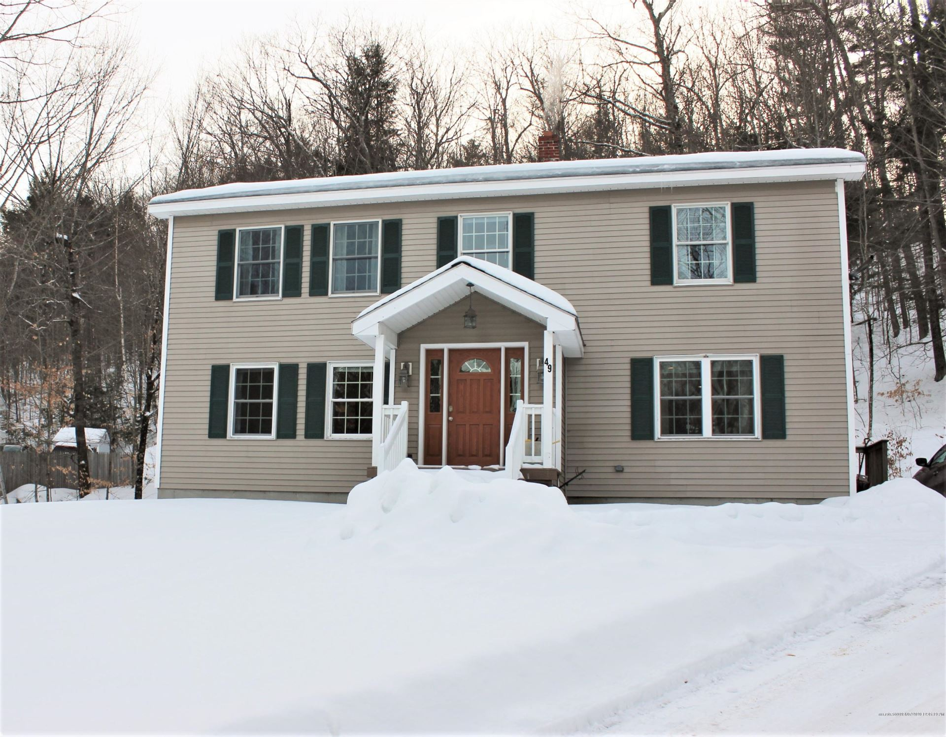 Photo of 49 Mckenny Drive, New Gloucester, ME 04260 (MLS # 1444894)