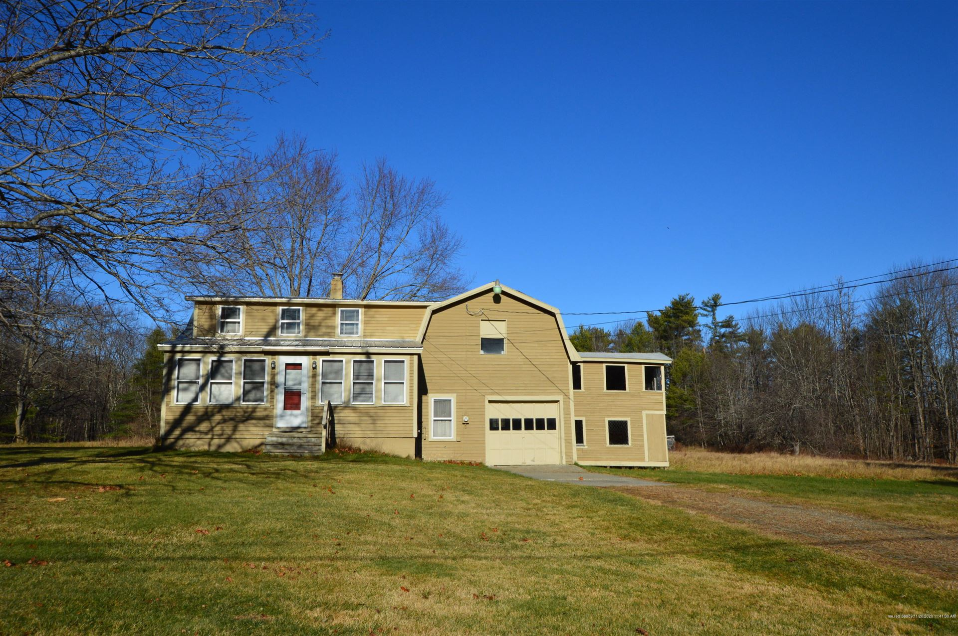 Photo of 298 Wiley Road, Greene, ME 04236 (MLS # 1476898)