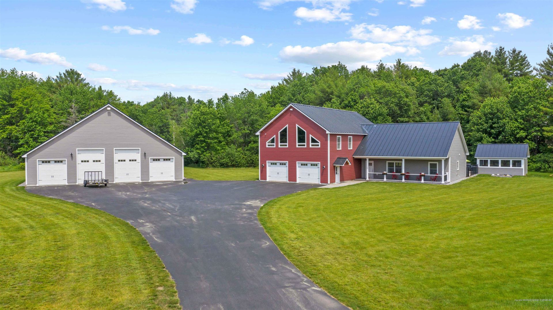 Photo of 407 Falmouth Road, Windham, ME 04062 (MLS # 1495903)