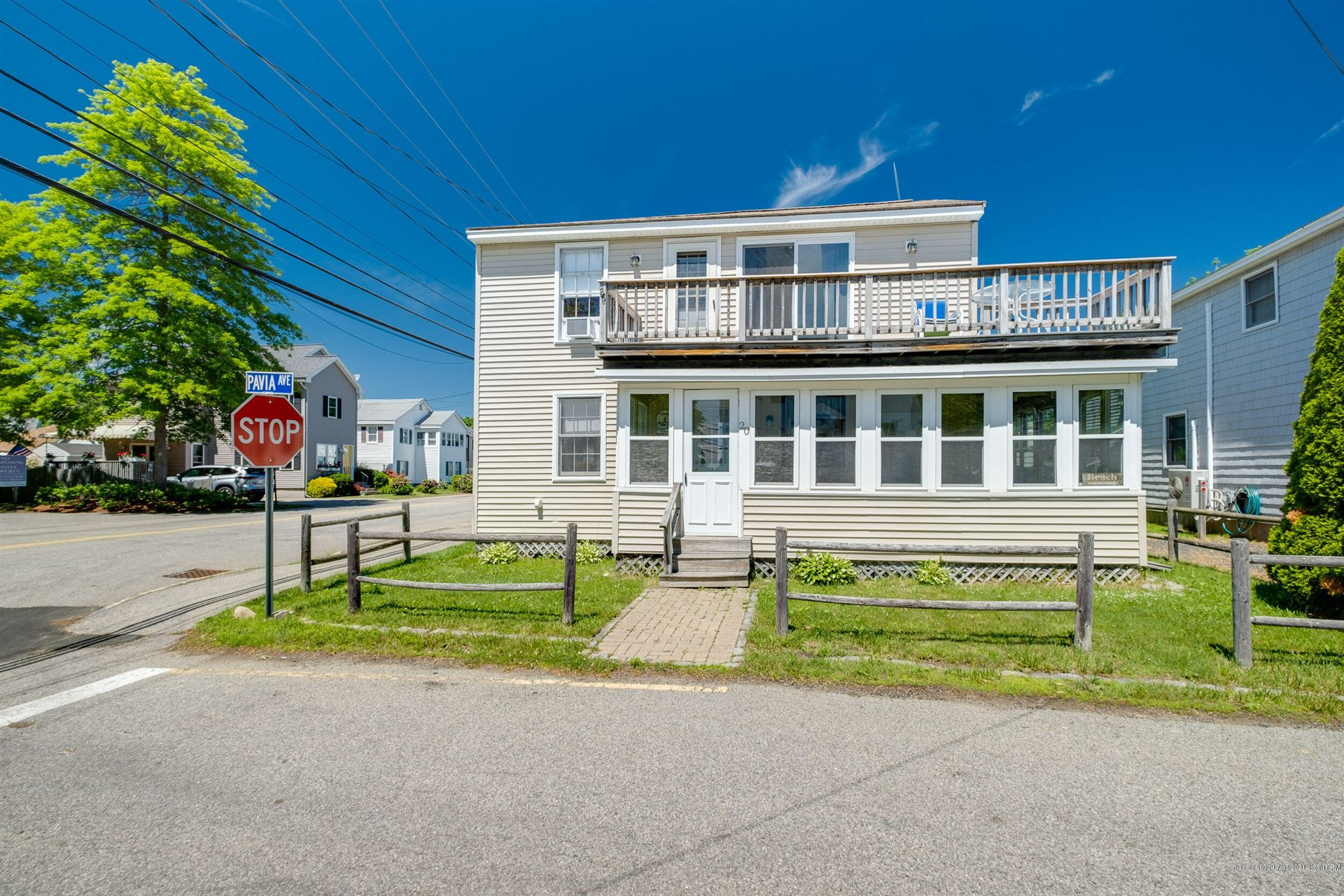Photo of 20 Pavia Avenue, Old Orchard Beach, ME 04064 (MLS # 1495907)