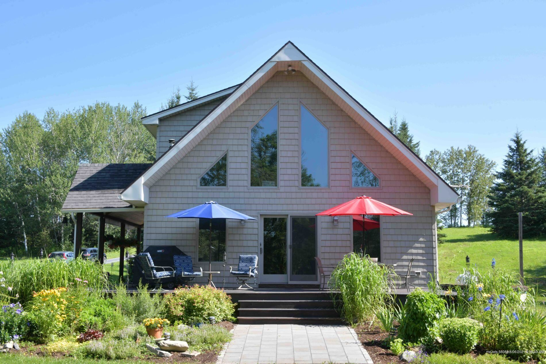 Photo of 525 Caribou Road, Fort Fairfield, ME 04742 (MLS # 1503908)