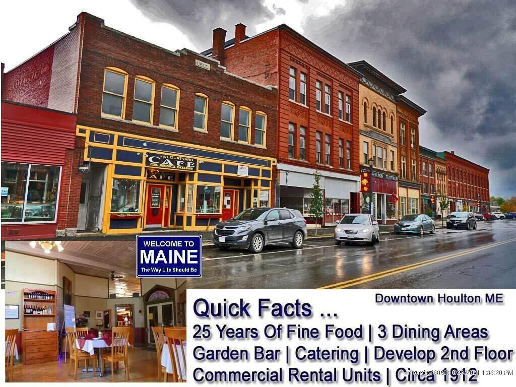 Photo of 59-61 Main Streets, Houlton, ME 04730 (MLS # 1512912)