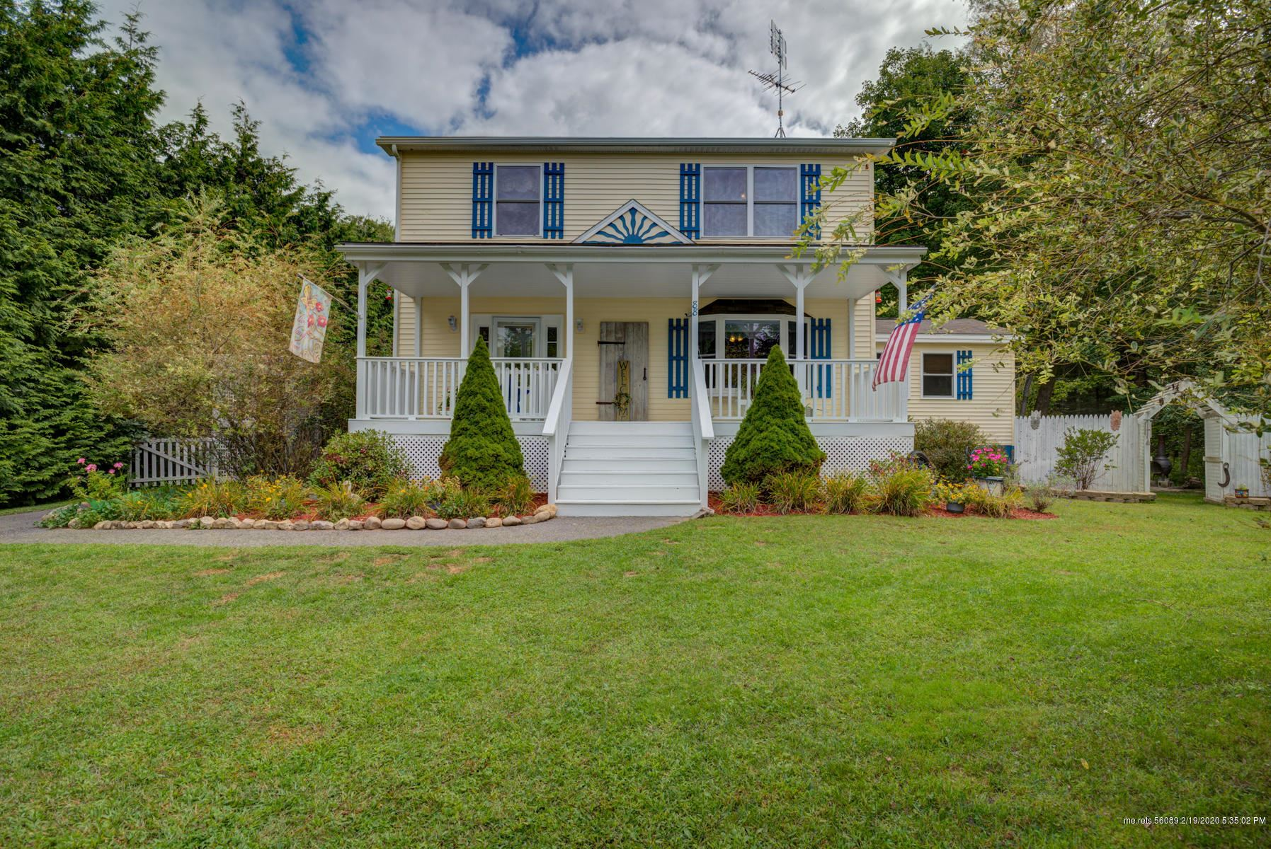 Photo of 88 Old Port Road, Kennebunk, ME 04043 (MLS # 1444921)