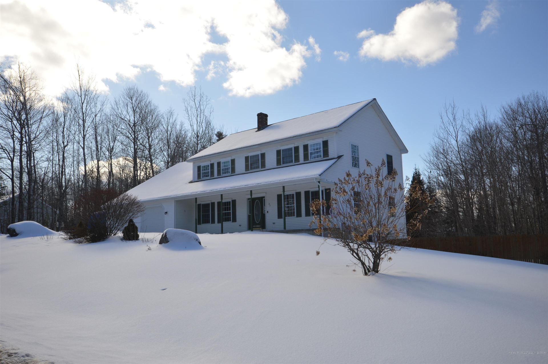 Photo of 80 Homsted Lane, Hermon, ME 04401 (MLS # 1444927)