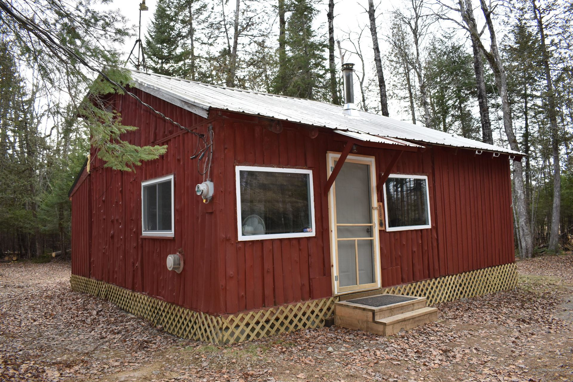 Photo of TBD Houlton Road, Macwahoc Plt, ME 04451 (MLS # 1476929)