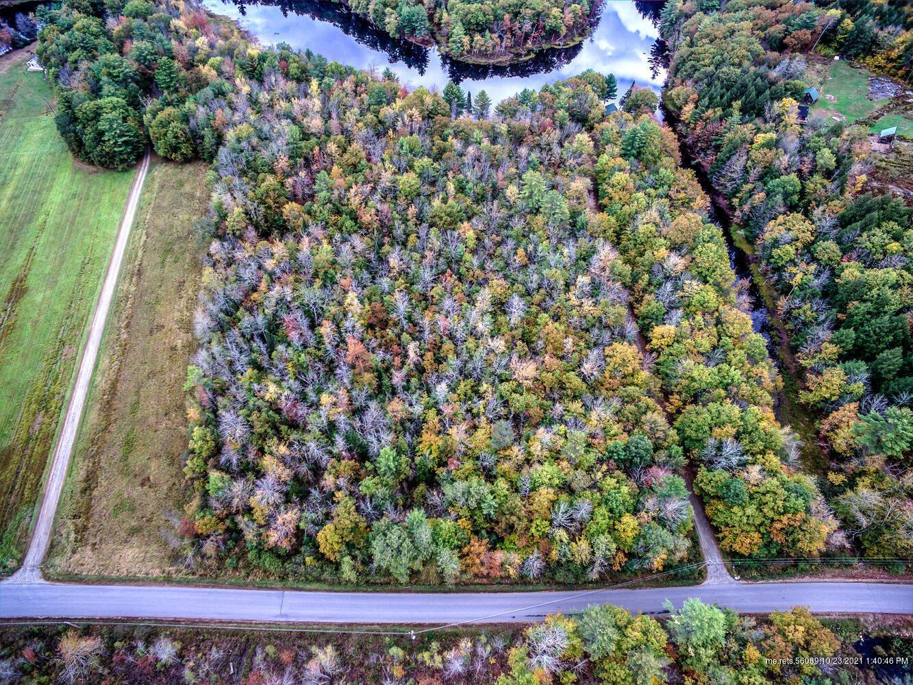 Photo of 0 Al Copp Lane, Mount Vernon, ME 04352 (MLS # 1512930)
