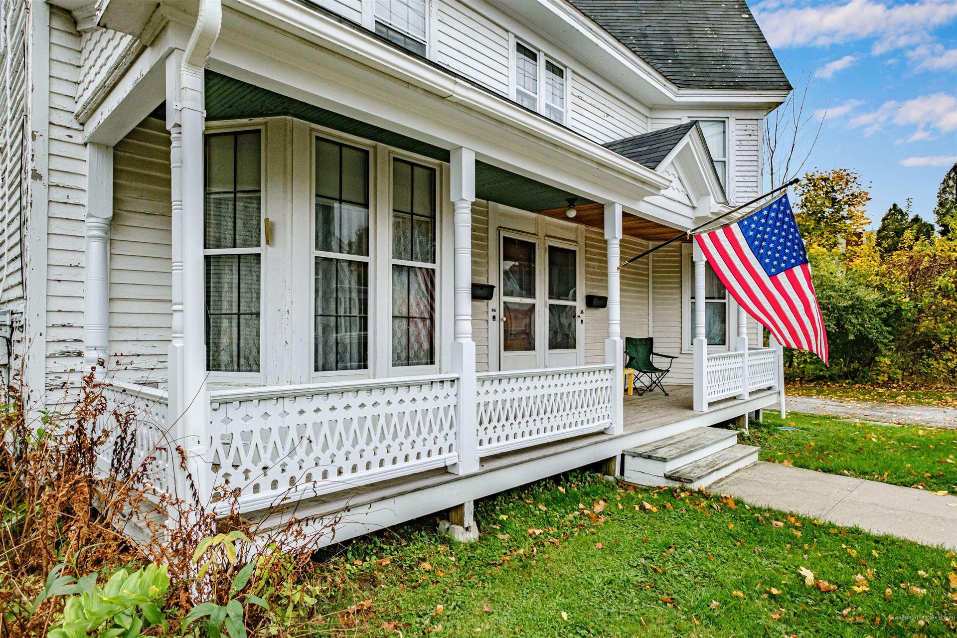 Photo of 34-36 Masonic Street, Rockland, ME 04841 (MLS # 1473940)