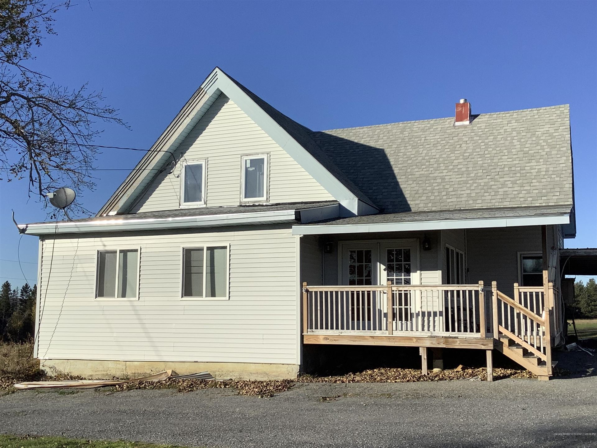Photo of 14 Grant Road, Fort Fairfield, ME 04742 (MLS # 1505940)