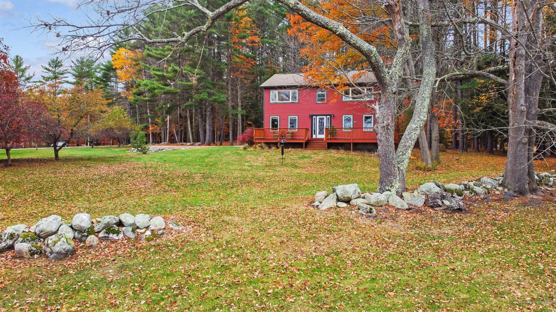 Photo of 69 Old Fairgrounds Road, Readfield, ME 04355 (MLS # 1473947)