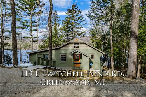Photo of 119 East Twitchell Pond Road, Greenwood, ME 04255 (MLS # 1488948)
