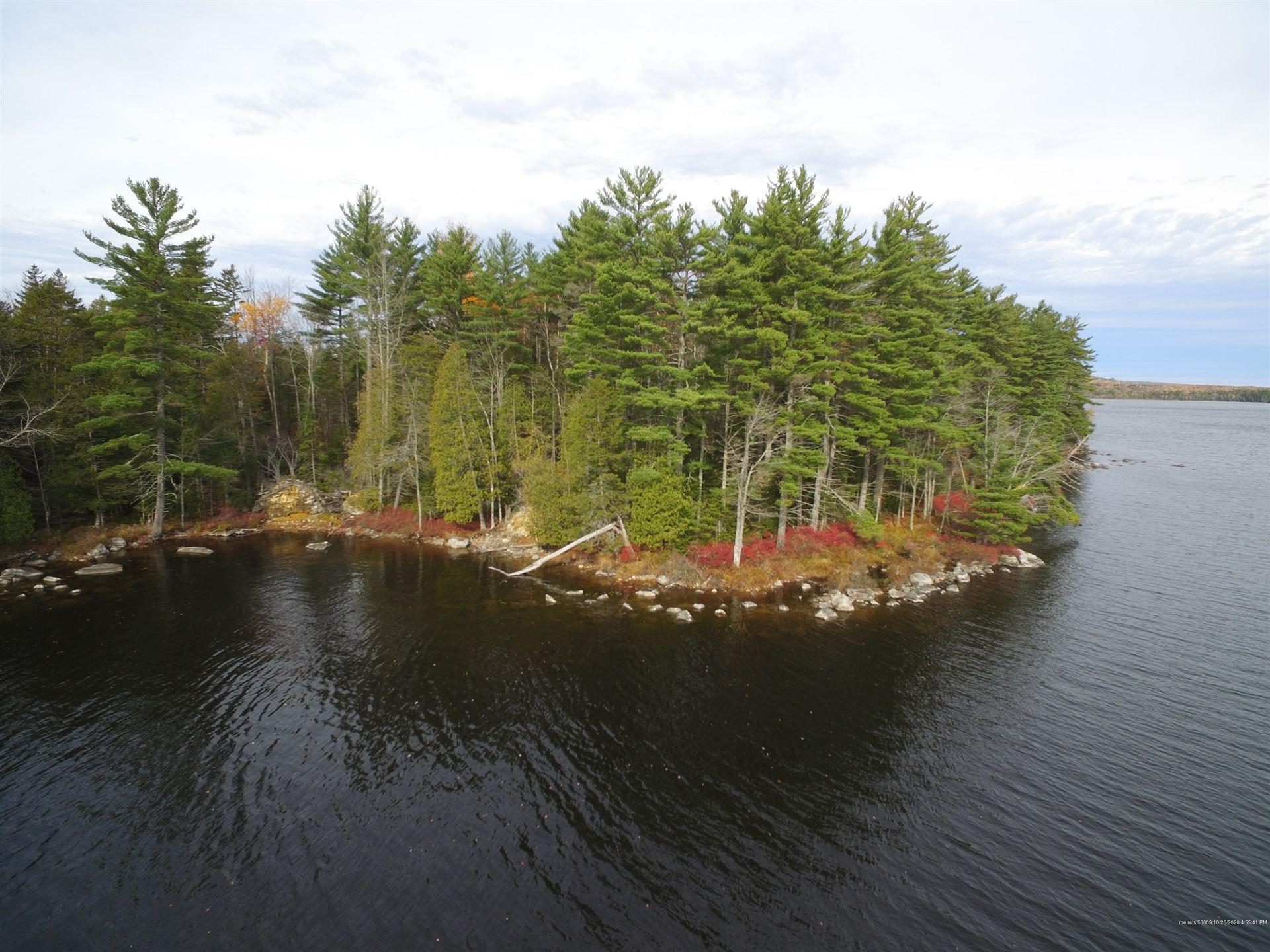 Photo of Lot 5 Pine Whisper II Lake, Lincoln, ME 04457 (MLS # 1473949)