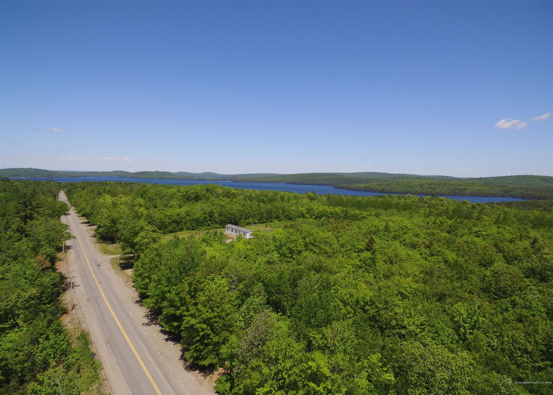 Photo of Map 5 Lot 29 West Old Main Road, Lowell, ME 04493 (MLS # 1482950)