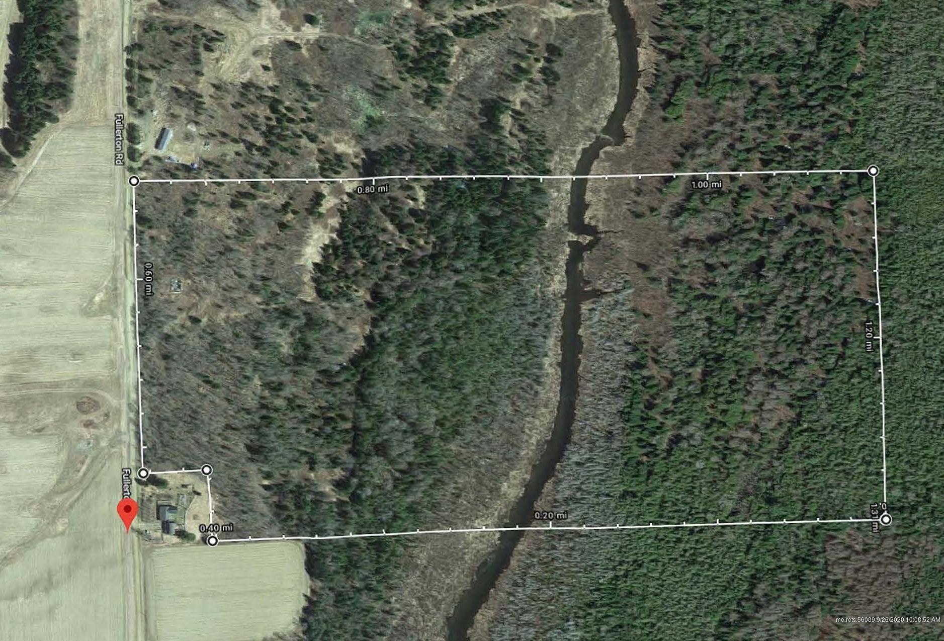 Photo of 011 Fullerton Road, Monticello, ME 04760 (MLS # 1469952)