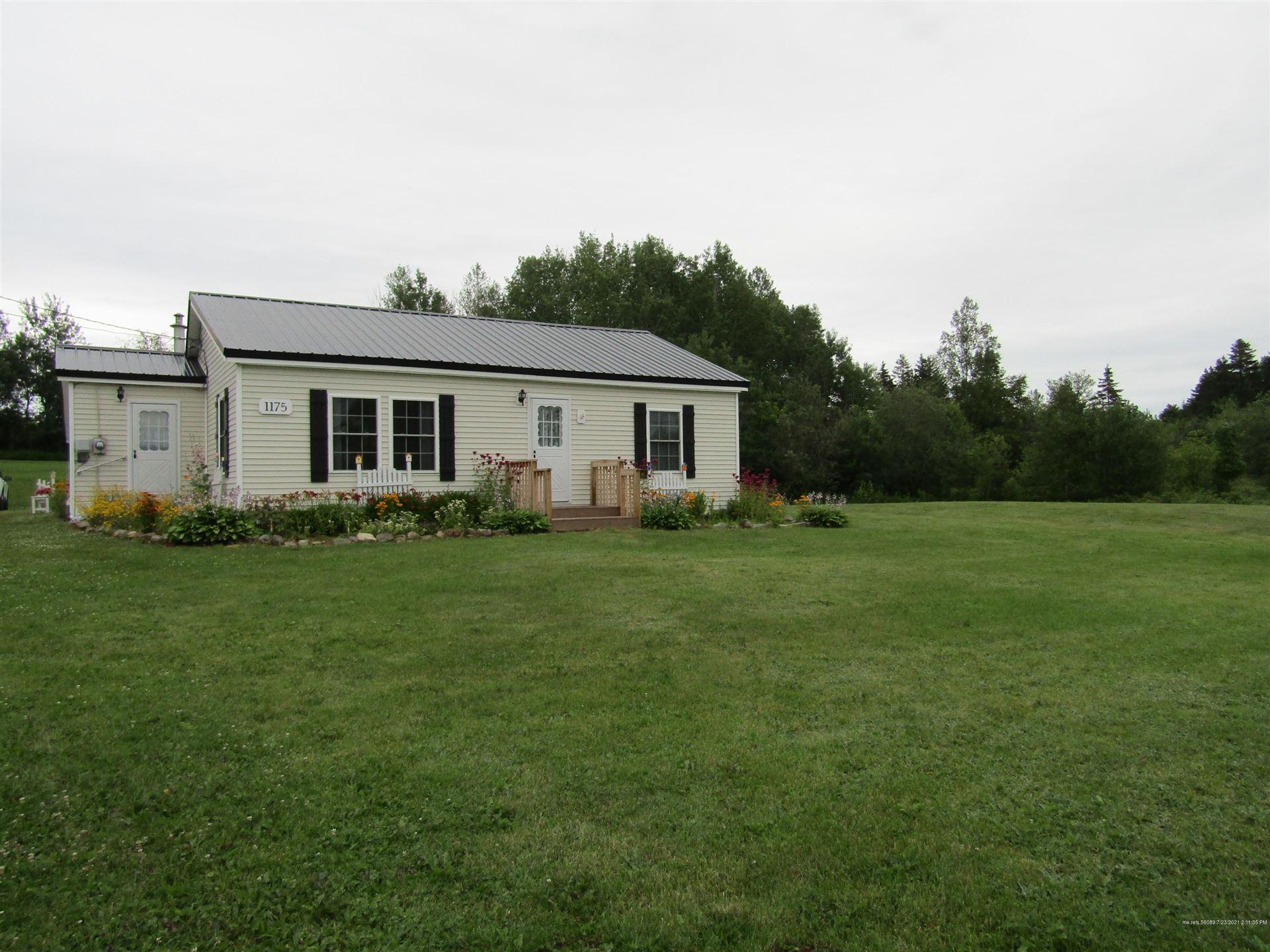 Photo of 1175 New Sweden Road Road #1, Woodland, ME 04736 (MLS # 1501964)