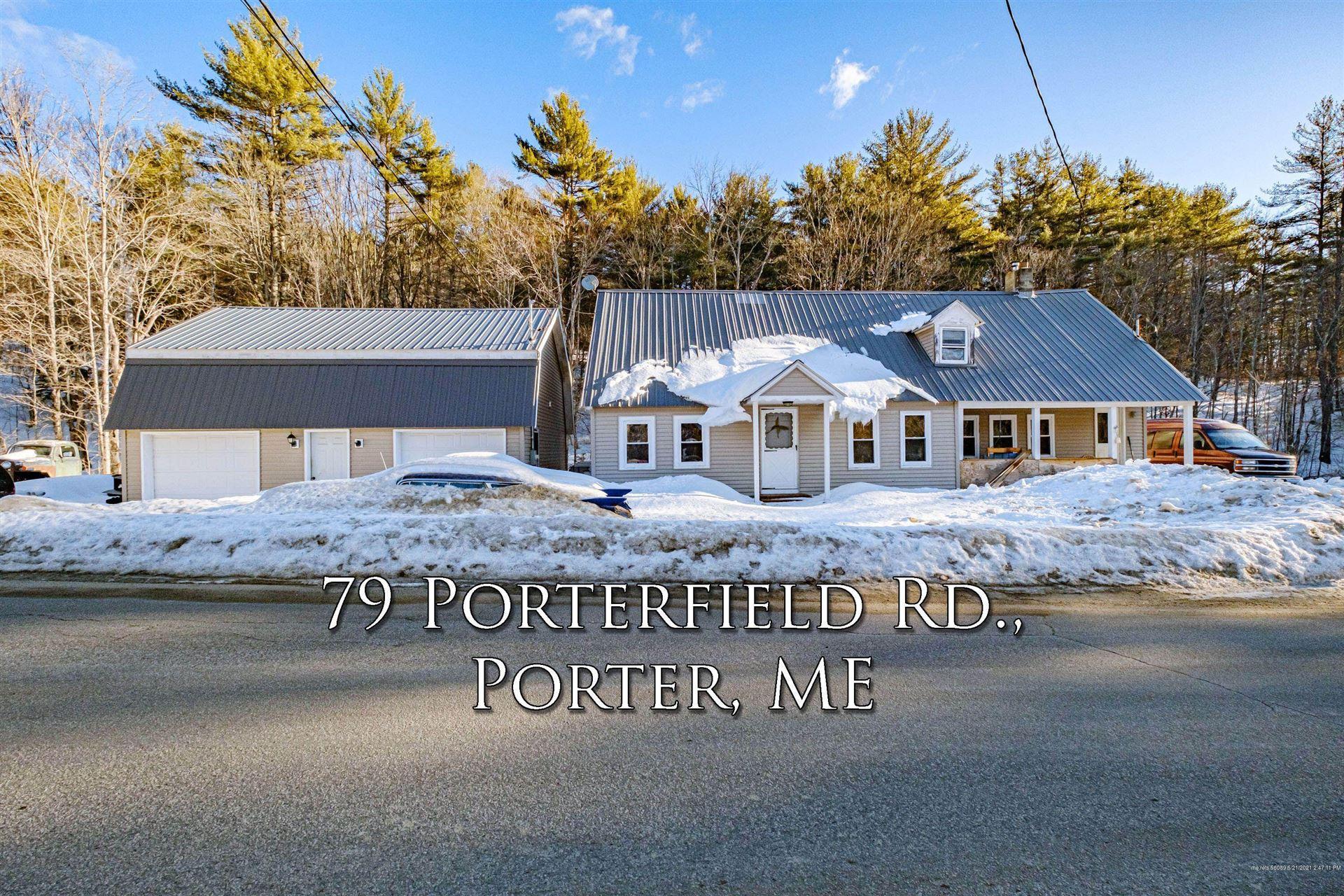 Photo of 79 Porterfield Road, Porter, ME 04068 (MLS # 1482976)