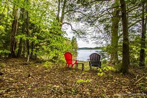 Photo of 6 Fellows Cove Road, Fayette, ME 04349 (MLS # 1416978)
