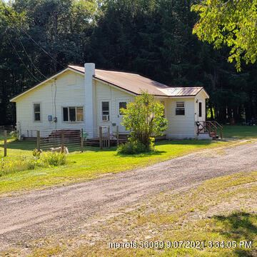 Photo of 220 Dutch Gap Road, Chesterville, ME 04938 (MLS # 1507983)
