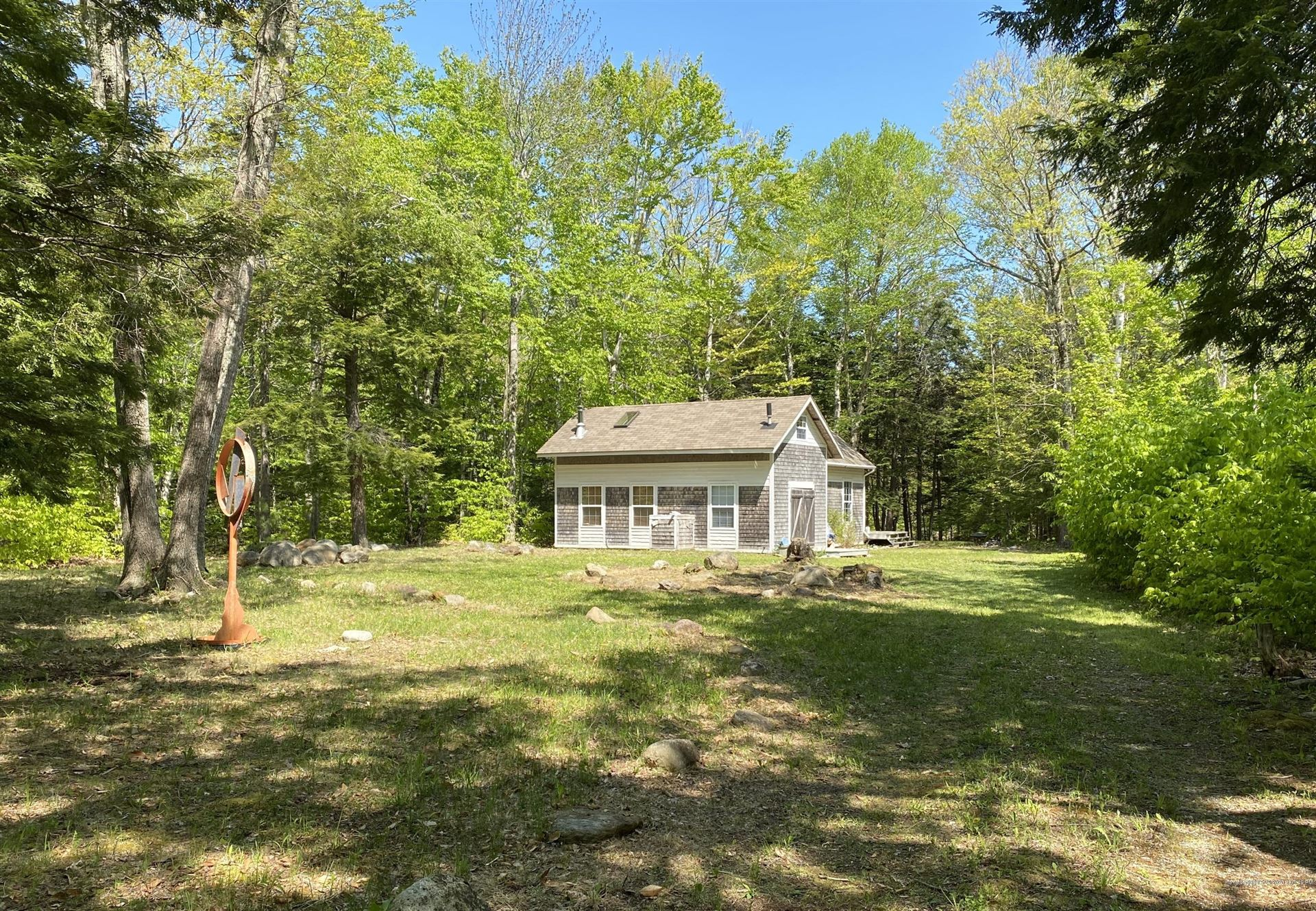 Photo of 50 Rollins Hill Road, Rockport, ME 04856 (MLS # 1453991)