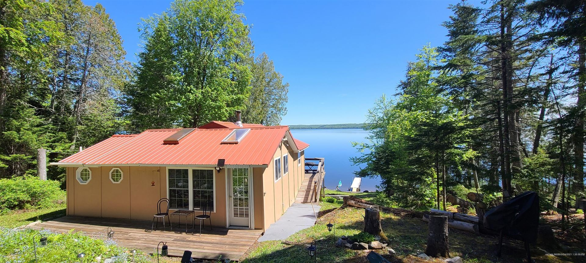 Photo of Lot 34 Square Lake Road, T16 R5 WELS, ME 04779 (MLS # 1509991)