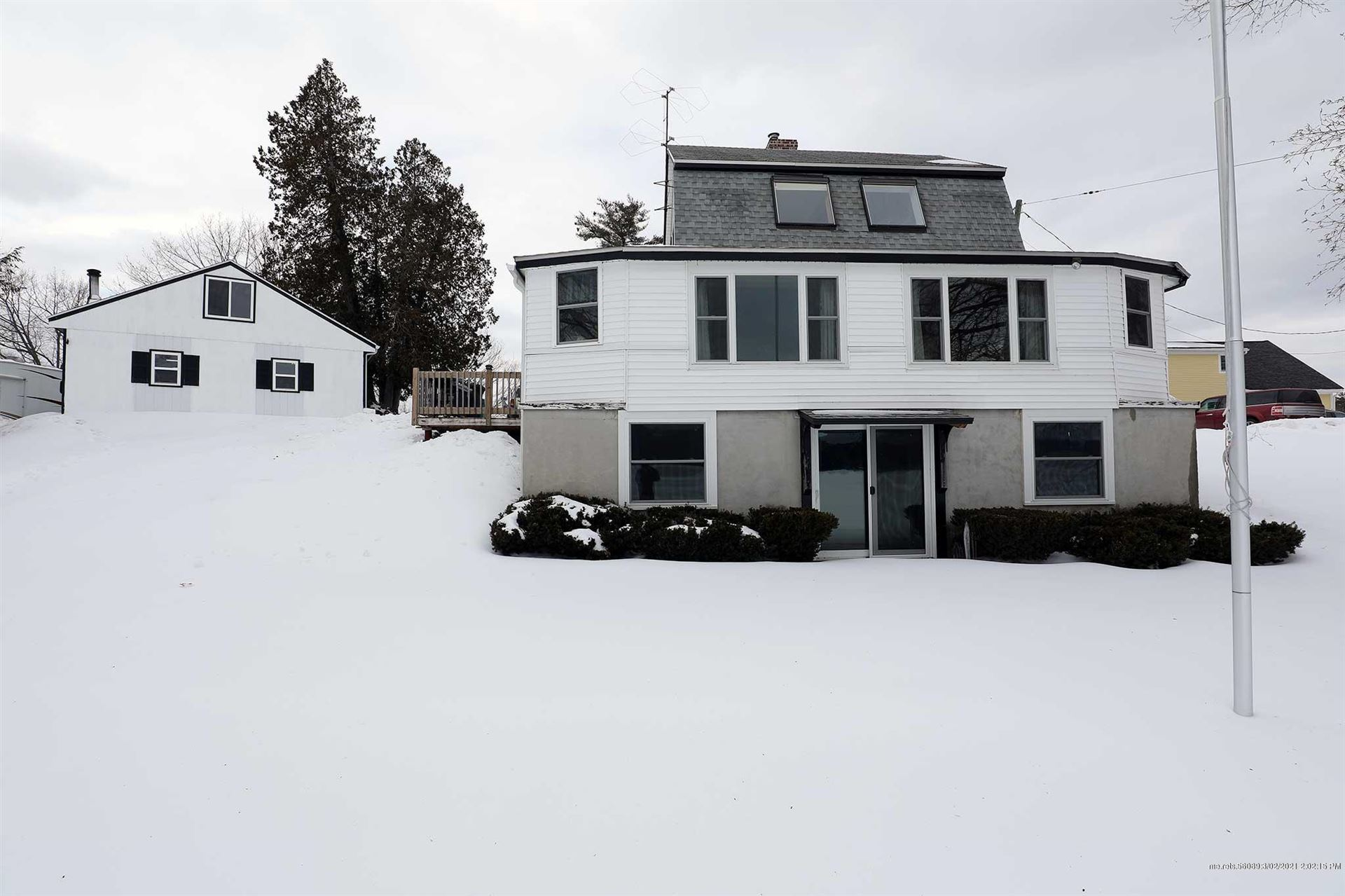 Photo of 9 Weeks Road, Vassalboro, ME 04989 (MLS # 1482993)