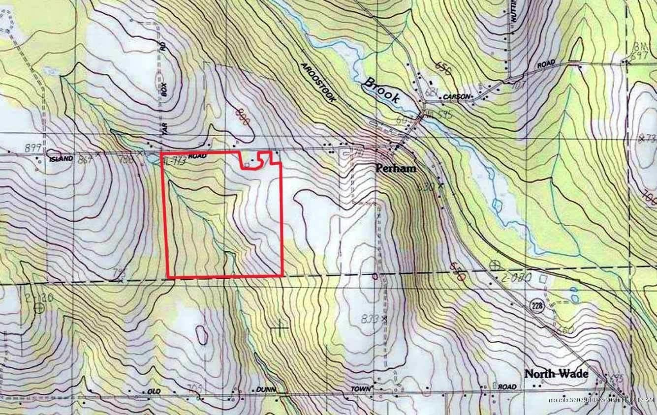 Photo of Lot 1A Mouse Island Road, Perham, ME 04766 (MLS # 1470998)
