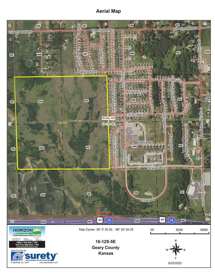 Photo of 0 Elm Creek Drive, Junction City, KS 66441 (MLS # 20210379)