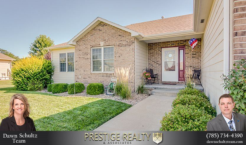 Photo of 8600 Eagles Landing Drive, Manhattan, KS 66502 (MLS # 20192514)