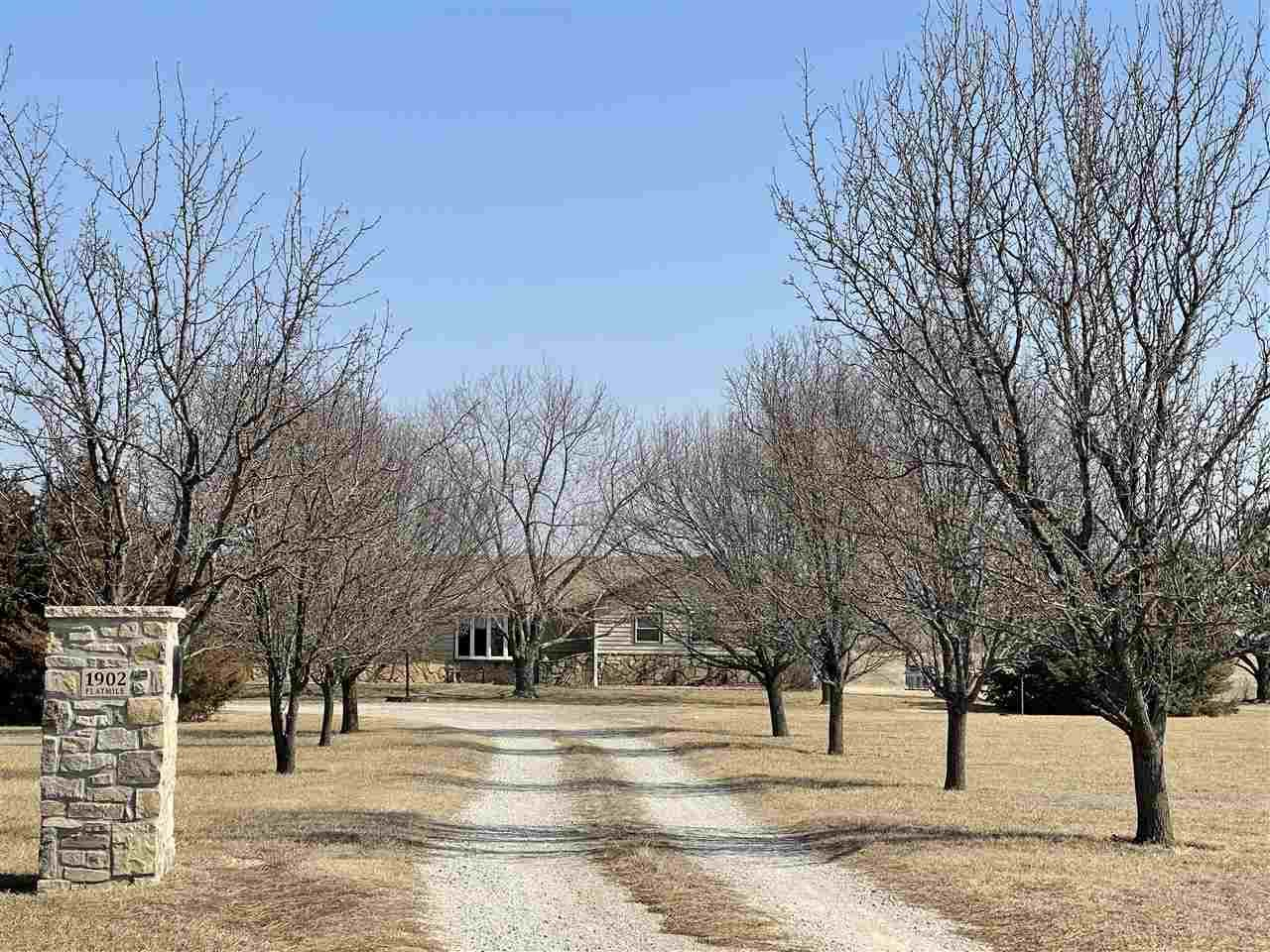 Photo of 1902 Old Flat Mile Road, Clay Center, KS 67432 (MLS # 20210562)