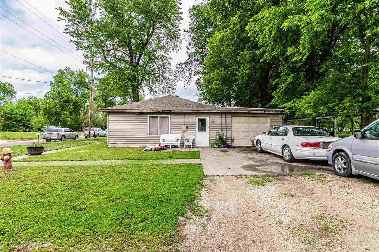 Photo of 100 AND 102 N 4th Street, Council Grove, KS 66846 (MLS # 20211587)