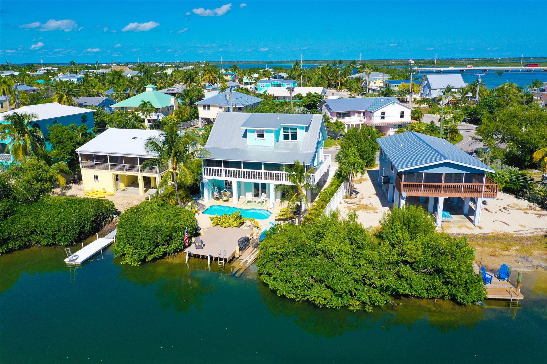 321 W Indies Drive, Summerland Key, FL 33042 - #: 588362