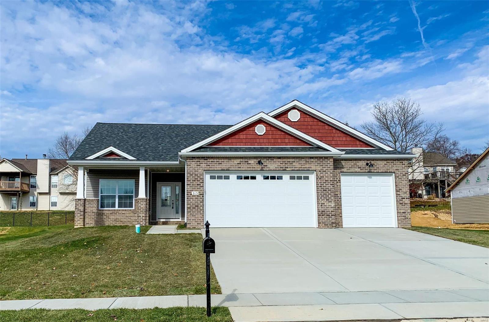315 Star Lane, Glen Carbon, IL 62034 - #: 21051000