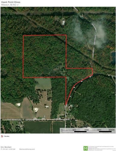 Photo of 307 Highway D, Hawk Point, MO 63349 (MLS # 21020004)