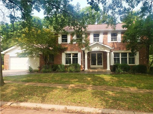 Photo of 14467 Brittania Drive, Chesterfield, MO 63017 (MLS # 20068005)