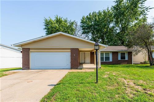 Photo of 12738 Saddlemaker Court, Maryland Heights, MO 63043 (MLS # 21057005)