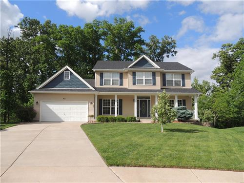 Photo of 47 Dry Branch, Wentzville, MO 63385 (MLS # 20045010)