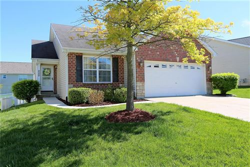 Photo of 220 Stone Run Boulevard, Wentzville, MO 63385 (MLS # 21029010)