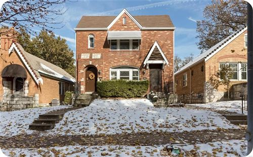Photo of 4107 Alma Avenue, St Louis, MO 63116 (MLS # 19085014)