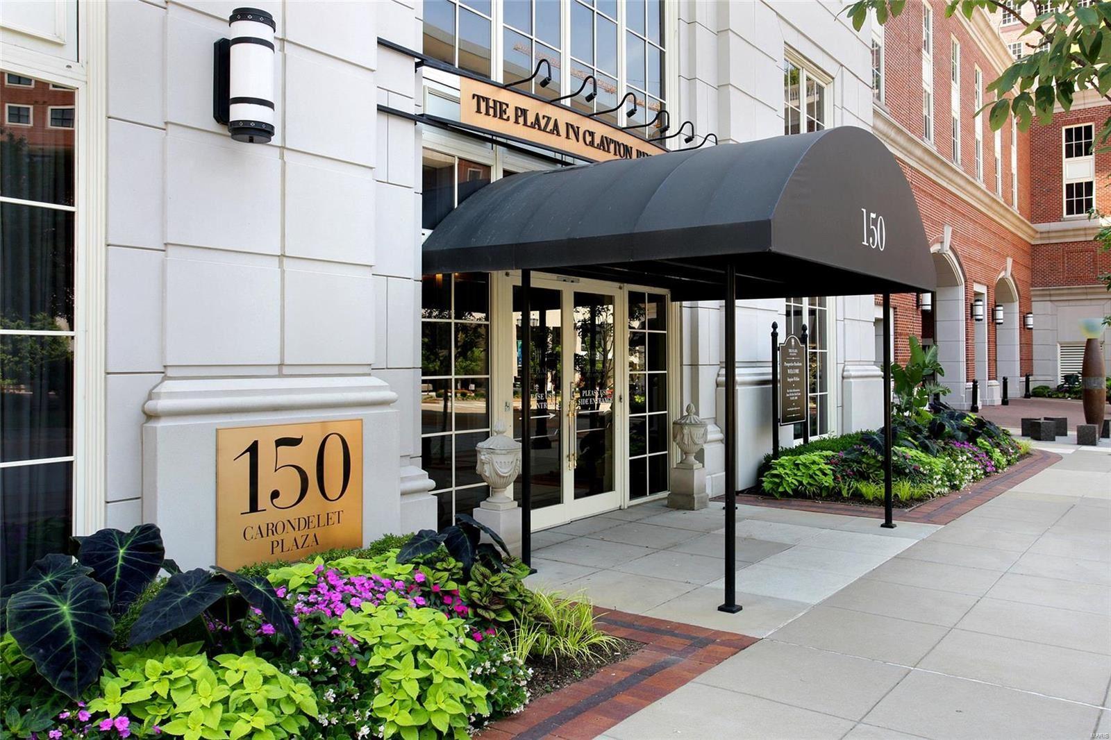 150 Carondelet Plaza #1503, Clayton, MO 63105 - MLS#: 20009016