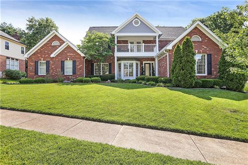 Photo of 1331 Conway Oaks Drive, Chesterfield, MO 63017 (MLS # 21044017)