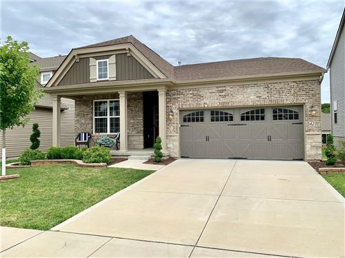 Photo of 423 Wilmer Meadow, Wentzville, MO 63385 (MLS # 20045030)