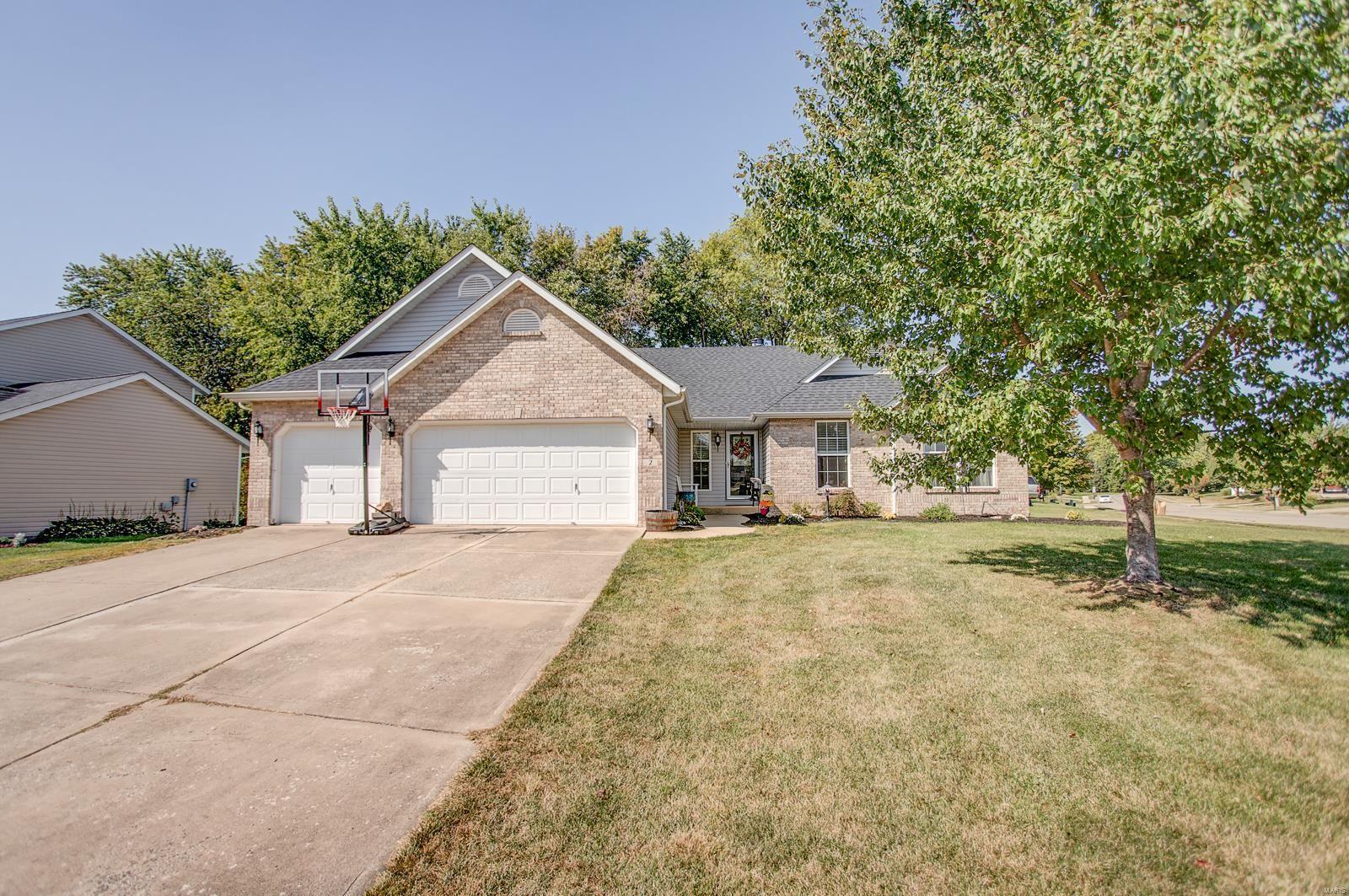 2 Cedar Mill, Troy, IL 62294 - MLS#: 21071030