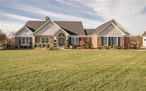 Photo of 232 Dardenne Farms Drive, St Charles, MO 63304 (MLS # 19084031)
