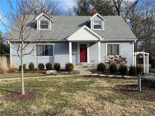 Photo of 152 Cottage Avenue, St Louis, MO 63119 (MLS # 21029031)