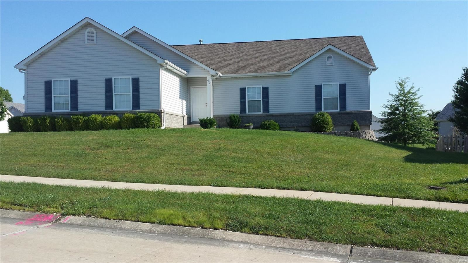 2107 Shannon Place, Wentzville, MO 63385 - MLS#: 20054032