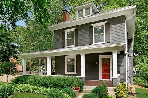 Photo of 204 South Maple Avenue, Webster Groves, MO 63119 (MLS # 20036033)