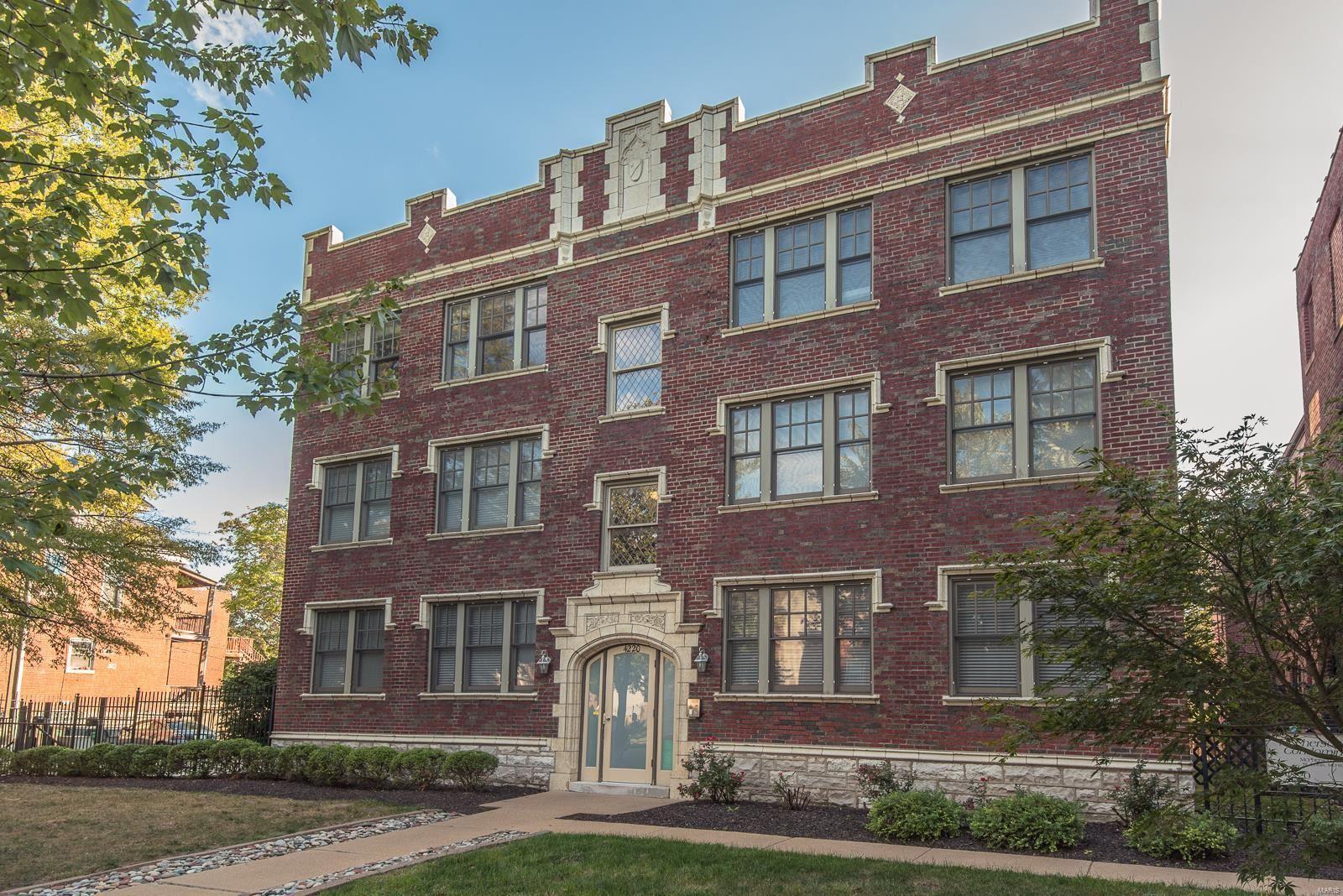 Photo for 4220 Mcpherson Avenue, St Louis, MO 63108 (MLS # 21051035)