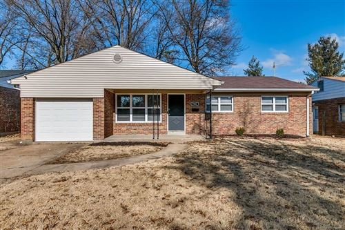 Photo of 7443 Ahern Court, St Louis, MO 63130 (MLS # 20005040)