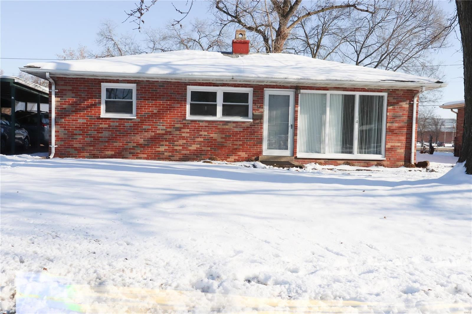 413 Saint Nicholas Drive, Cahokia, IL 62206 - MLS#: 19090042