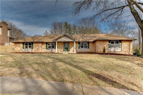 Photo of 15223 Strollways Drive, Chesterfield, MO 63017 (MLS # 21003043)